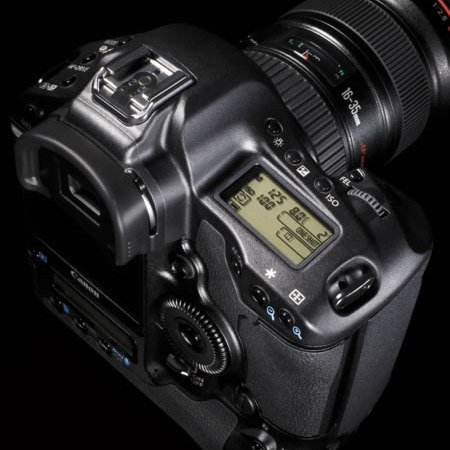 Canon EOS 1D Mk III digital camera