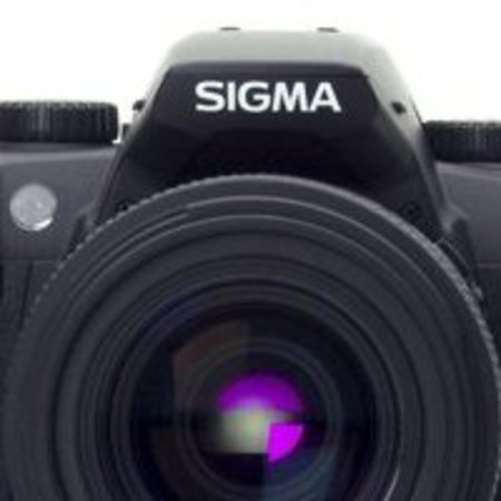 Sigma SD14 DSLR camera