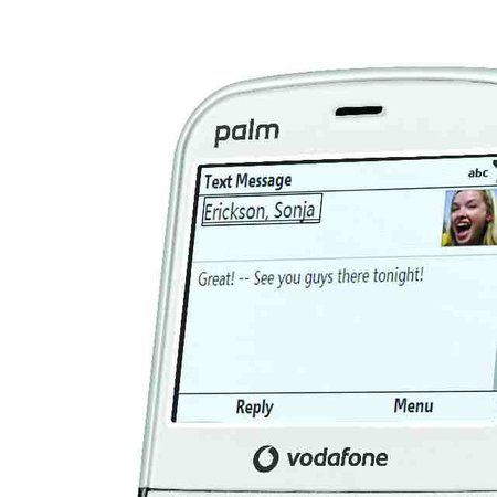 Palm Treo 500v smartphone review