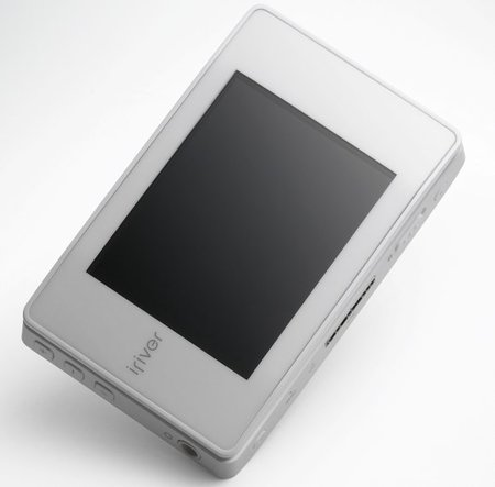 iRiver B20 MP3 player review - photo 4