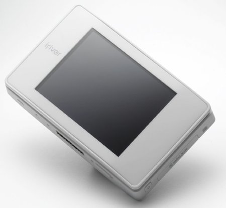 iRiver B20 MP3 player review - photo 5