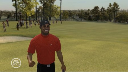 Tiger Woods PGA Tour 08 - Xbox 360 review - photo 6