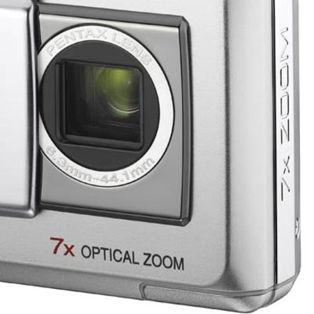 Pentax Optio Z10 digital camera review