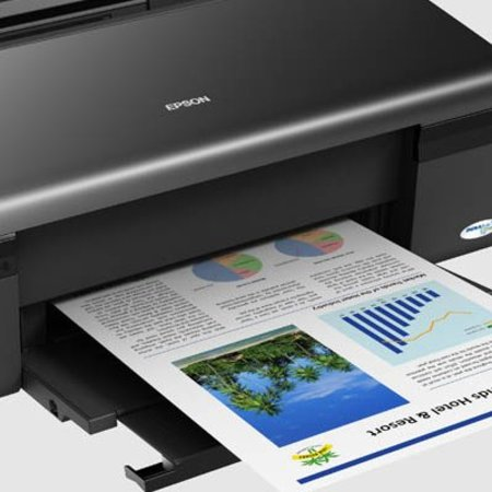 Epson Stylus D120 printer review