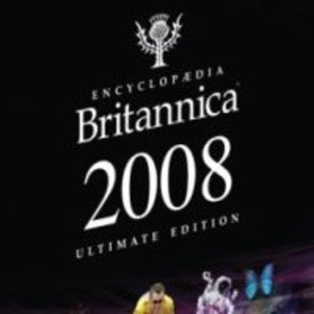 Encyclopaedia Britannica 2008 Ultimate Edition - PC