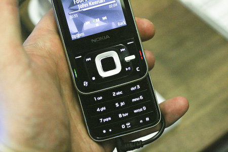 Nokia N81 mobile phone review - photo 4