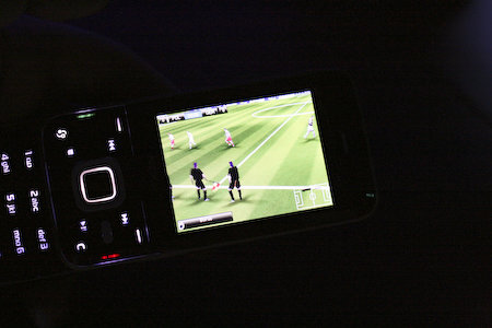 Nokia N81 mobile phone review - photo 6