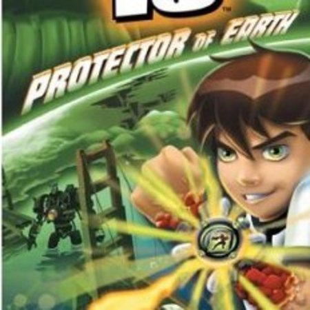 Ben 10 - Protector of the Earth - PSP