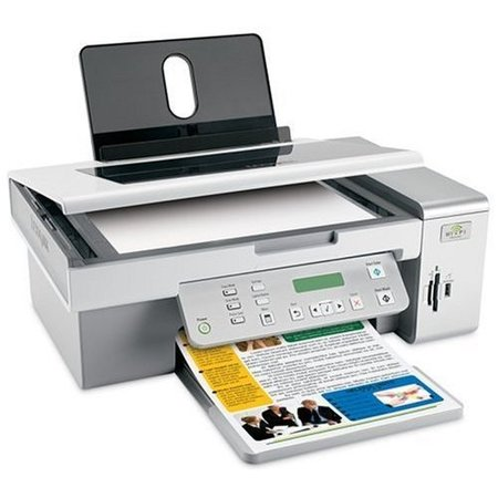 Lexmark X4550 Wireless All-In-One Printer review - photo 2