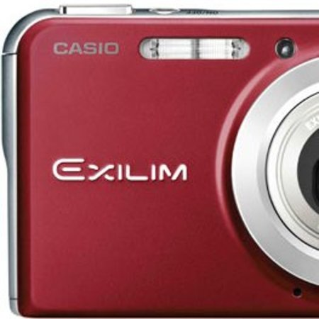 Casio Exilim EX-S880 digital camera review