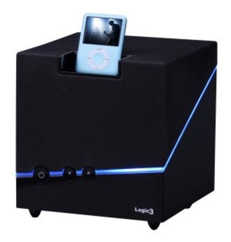 Logic3 JiveBox iPod speaker review - photo 2