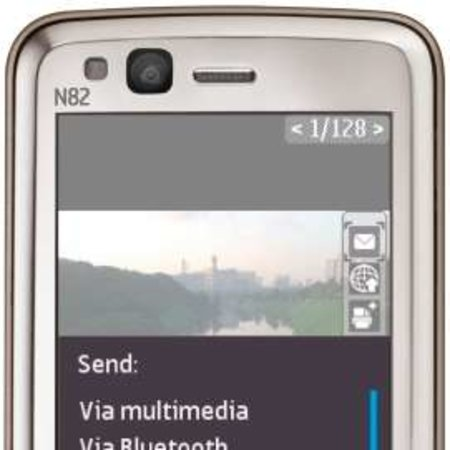 Nokia N82 mobile phone review