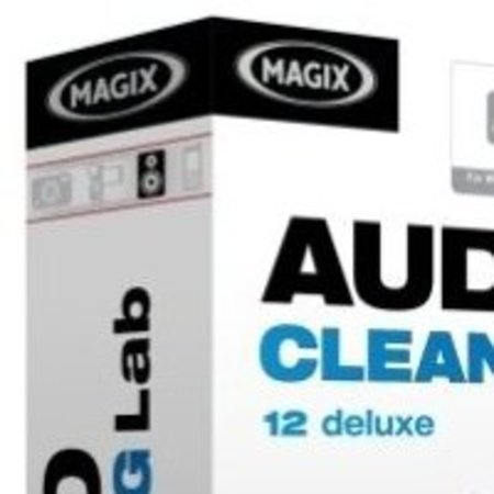 Magix Audio Cleaning Lab 12 Deluxe - PC