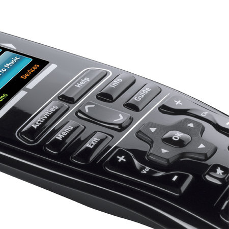 Logitech Harmony One remote control review