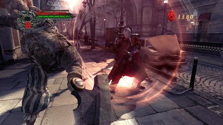 Devil May Cry 4 - Xbox 360 review - photo 3