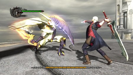 Devil May Cry 4 - Xbox 360 review - photo 5