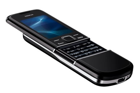 Nokia 8800 Arte mobile phone review