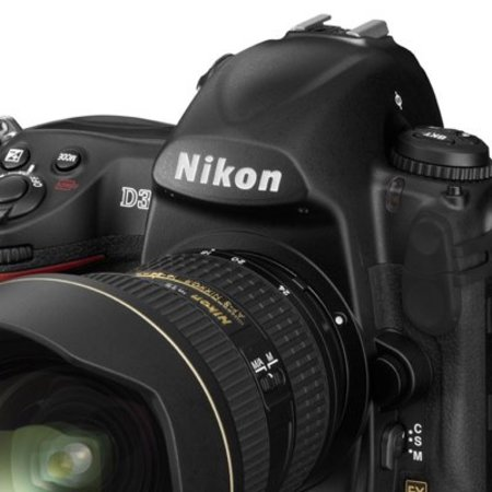 Nikon D3 DSLR camera review