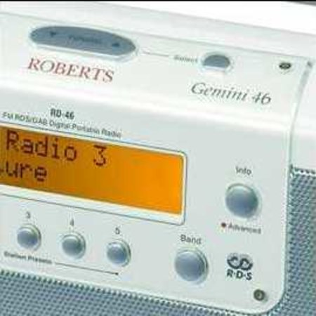 Roberts Gemini 46 DAB digital radio review