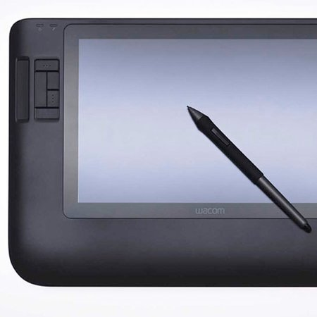 Wacom Cintiq 12WX interactive pen display review
