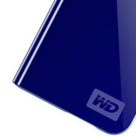 Western Digital My Book Passport Essential hard drive