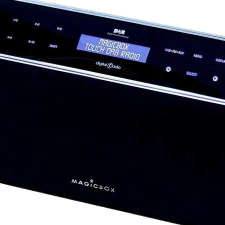 MagicBox Touch DAB Radio