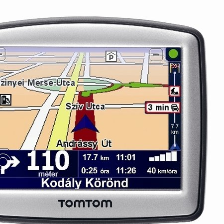 TomTom One UK GPS receiver review