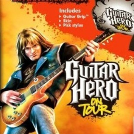 Guitar Hero: On Tour - DS