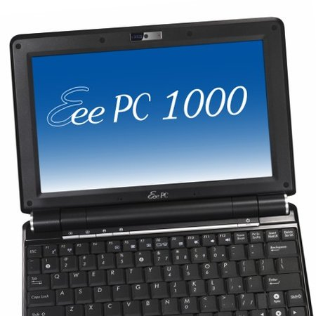Asus Eee PC 1000 notebook review