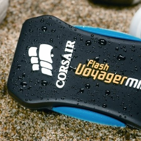 Corsair Flash Voyager Mini 4GB USB drive