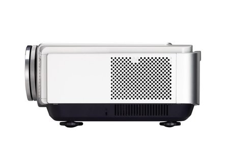 BenQ W5000 projector review - photo 2