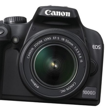 Canon EOS 1000D DSLR camera review