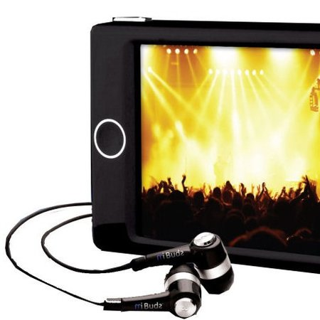 MiShake portable media player