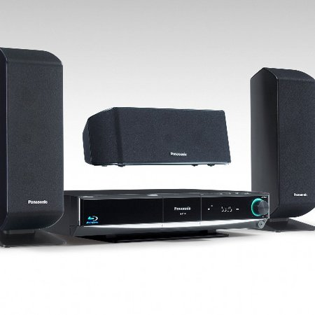 Panasonic SC-BT100 home cinema system