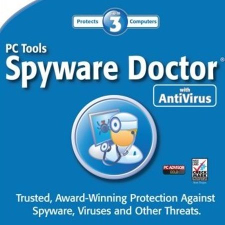 PC Tools Spyware Doctor with AntiVirus 6 - PC review