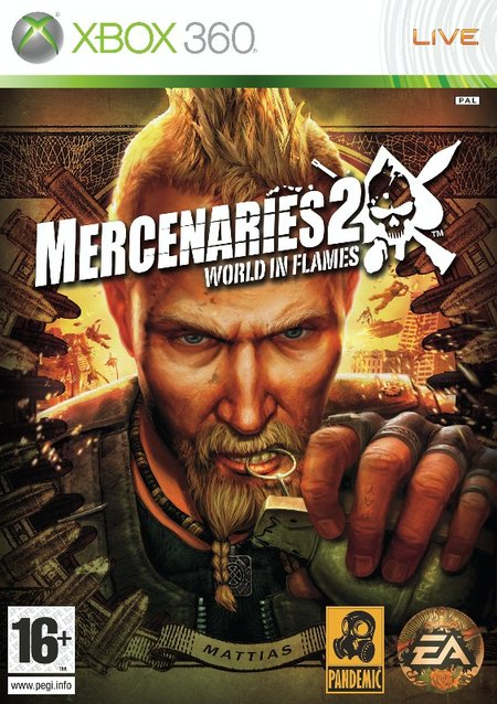 Mercenaries 2: World in Flames - Xbox 360 review - photo 2
