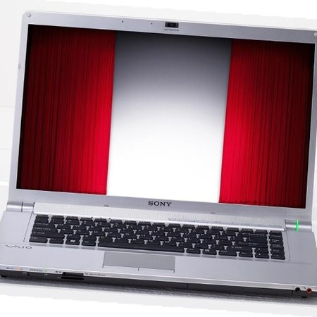 Sony VAIO VGN-FW11ZU notebook