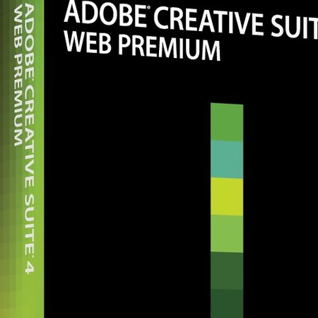Adobe Creative Suite 4 Web Premium - Mac