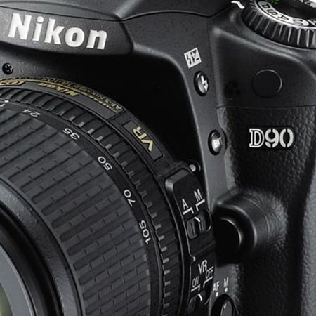 Nikon D90 DSLR camera review