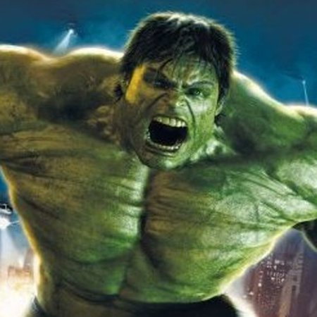 The Incredible Hulk - DVD