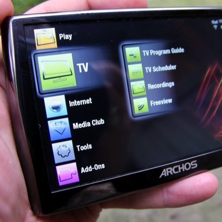 Archos 5 Internet Media Tablet