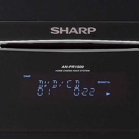 Sharp AN-PR1500H home cinema rack review