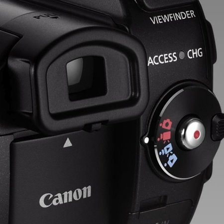 Canon HG21 HD camcorder review