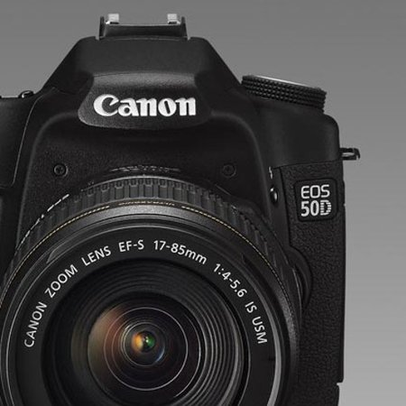 Canon EOS 50D digital camera review