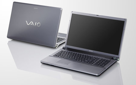 Sony VAIO VGN-AW11M/H notebook   review - photo 2