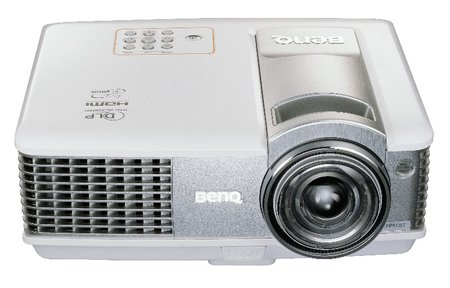 BenQ MP512 ST projector review - photo 3