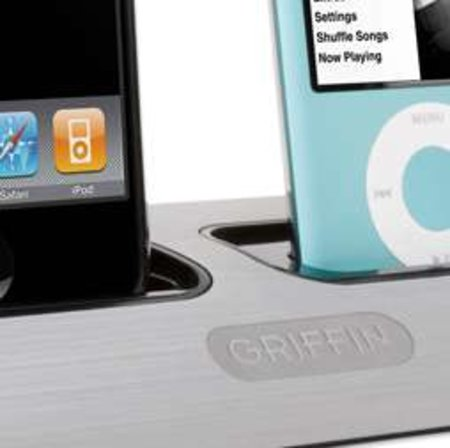 Griffin PowerDock 2 iPod charging dock review