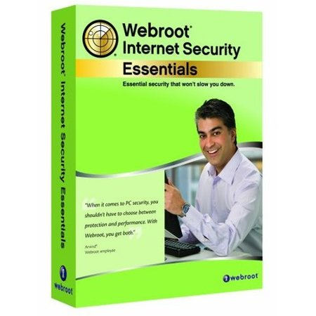 Webroot Internet Security Essentials - PC