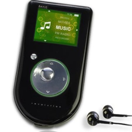 Eco Media Player Revolution MP3 player - photo 1