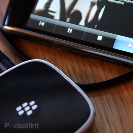 BlackBerry Remote Stereo Gateway Bluetooth transmitter review